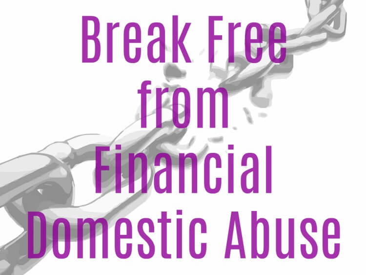Do you know someone who's experienced financial domestic abuse? Come learn more. #PurplePurse #IC #ad