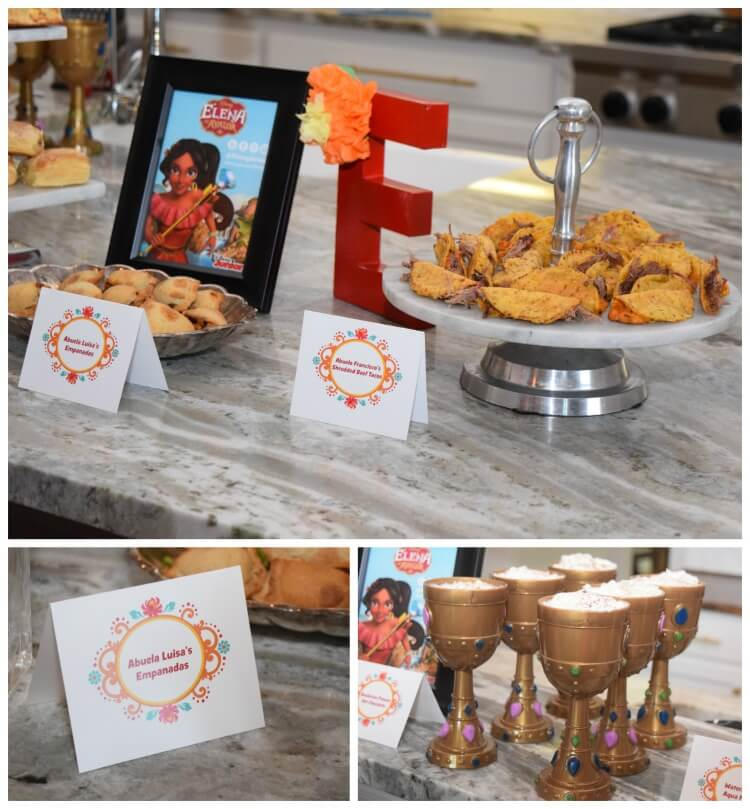 Check out these great princess party ideas for #DisneyJuniorFRiYAY AD @DisneyJunior