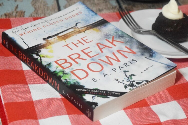 See my review for #TheBreakdown & make a Melted Ice Cream Cake! #ad #whocanyoutrust @StMartinsPress @SheSpeaksUp