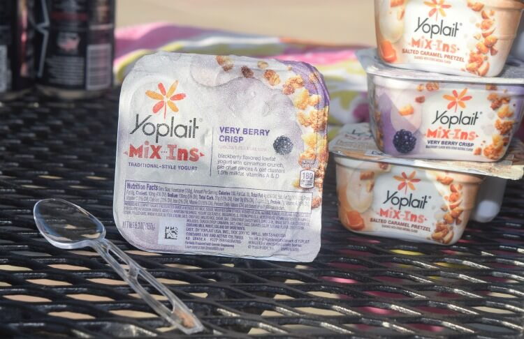 Where do I like to have my #YoplaitMixIns? Come see! #CreamyCrunchyYoplait #ad