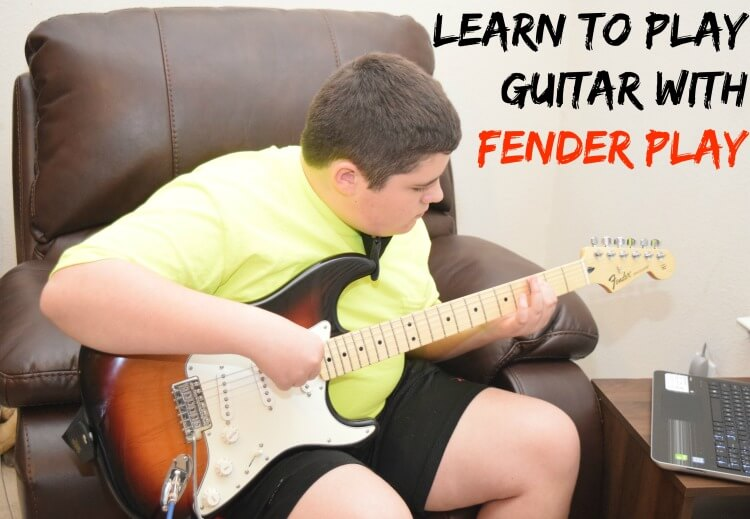 learn to play guitar with fender play the tiptoe fairy. Black Bedroom Furniture Sets. Home Design Ideas