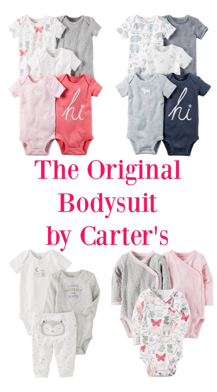 Do you & your baby #lovecarters? Come see what you can #win w @Carters celebrating The Original Bodysuit! #ad