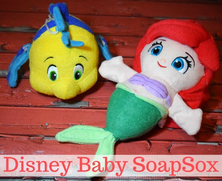 Disney Baby SoapSox - a fun toy from babies to big kids! #review