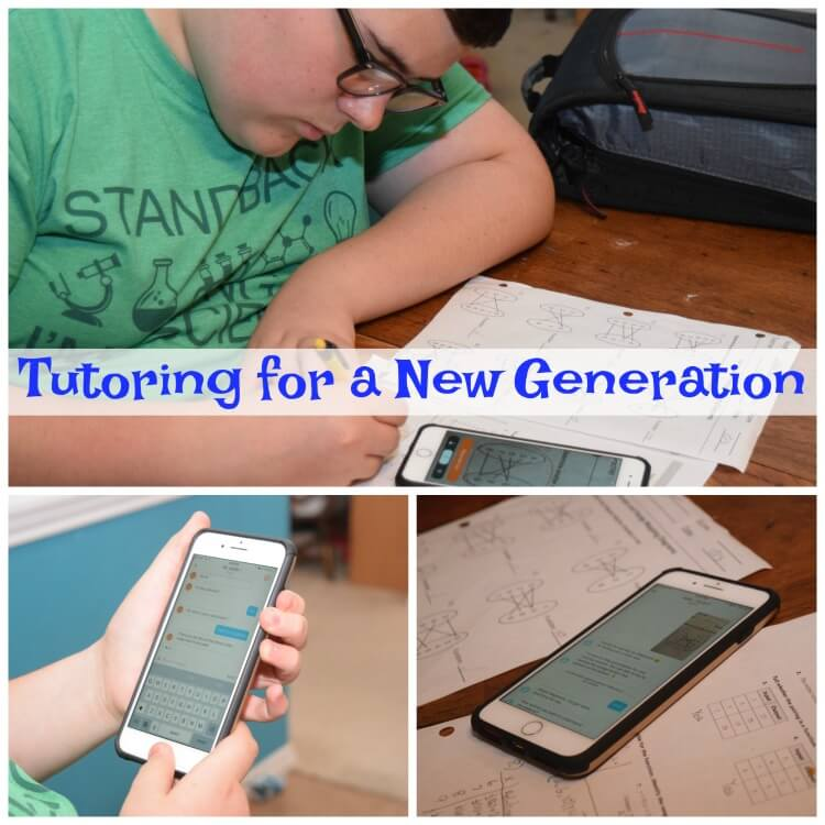 Get #HomeworkDone w #Yup! See this easy texting tutoring for teens & grab a FREE CODE! AD @YupTechnologies
