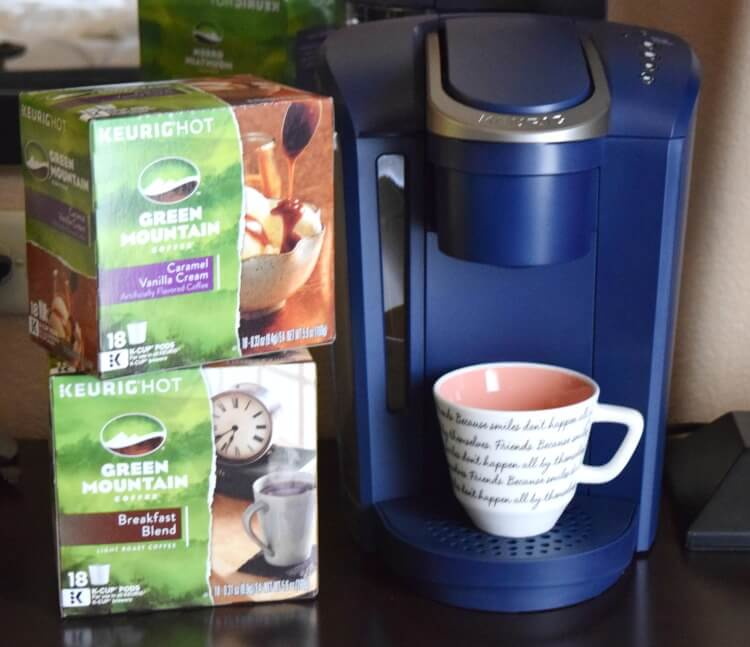 TODAY ONLY Visit Keurig.com for 25% off a selection of K-Cup® pods & more during a special One-Day Fall Back Sale & #BrewTheLove #IC #ad