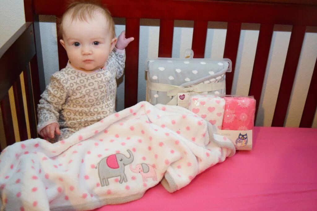 The 4 Baby Nursery Essentials You Need! #WalmartBaby #ad