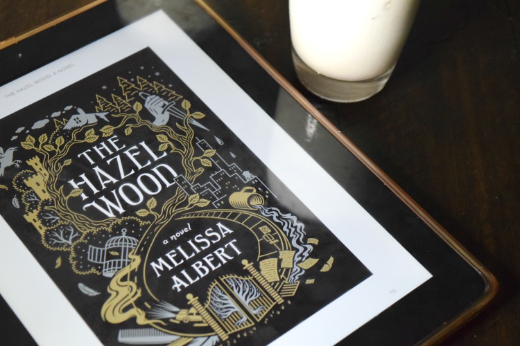 A book review of The Hazel Wood by Melissa Albert.