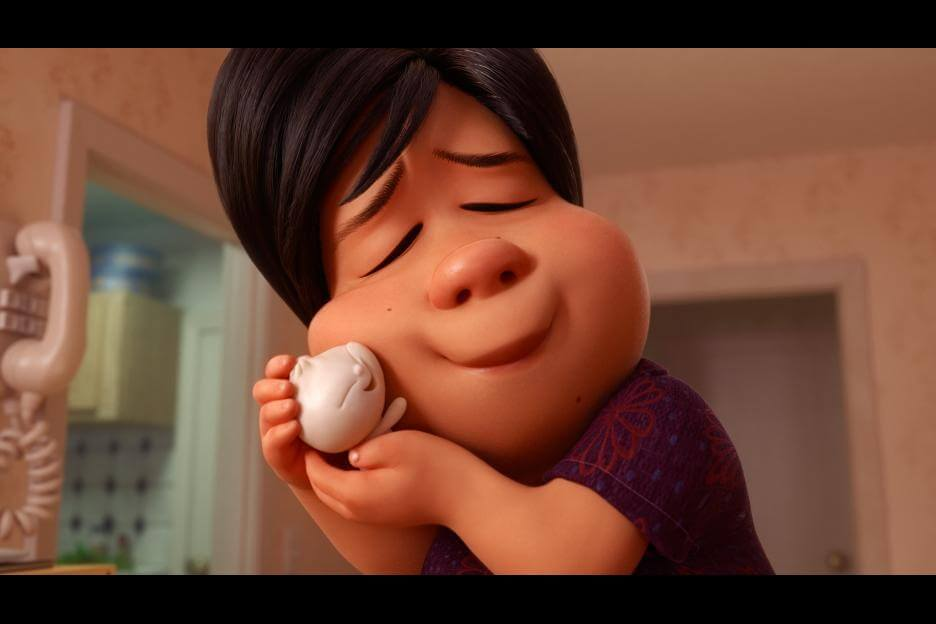 Pixar short Bao movie
