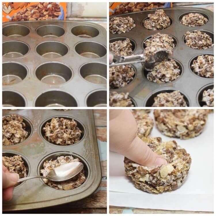 How to make Dinosaur Egg Nests