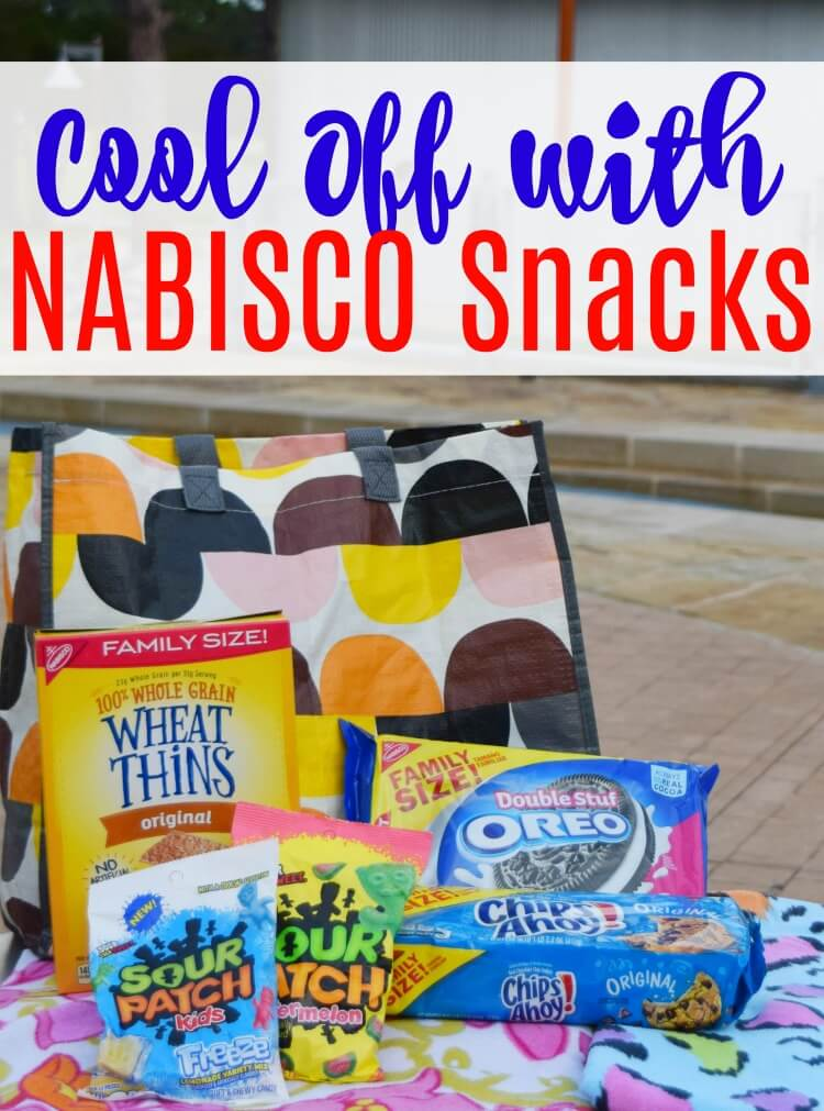 Cool Off with NABISCO Snacks
