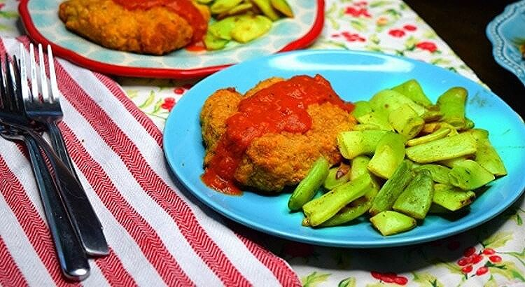 Tyson® Fully Cooked Dinner and Entrée Kit Crispy Chicken Pomodoro - perfect dinner for 2