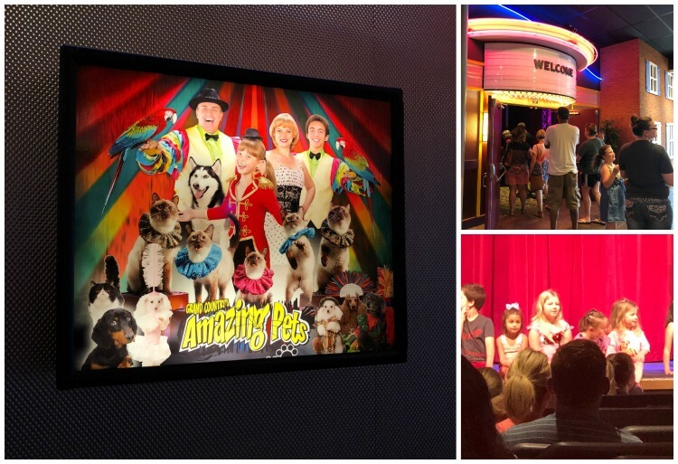 Amazing Pet Show at Grand Country Resort in Branson, MO