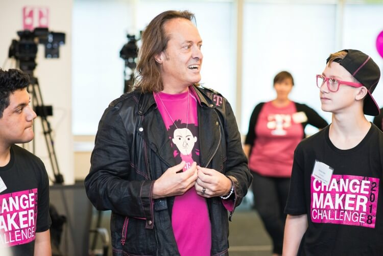 The Un-CEO of T-Mobile