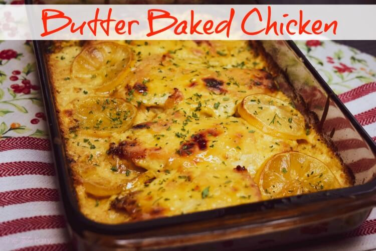 Butter Baked Chicken