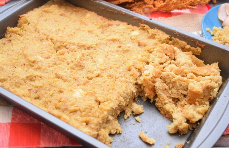 How to make Old Fashioned Cornbread Dressing