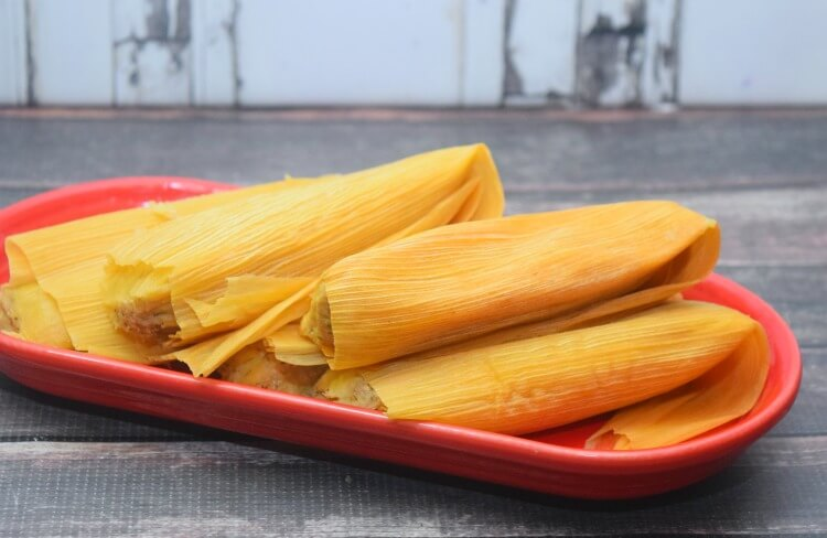 Quick way to make frozen tamales in the Instant Pot
