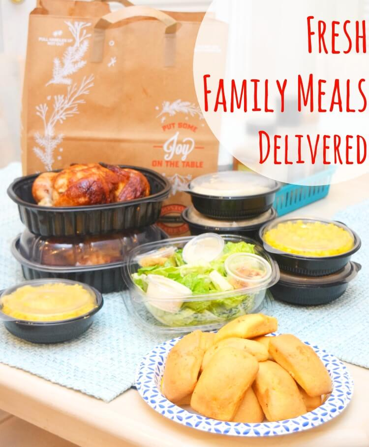 Boston Market Fresh Family Meals Delivered
