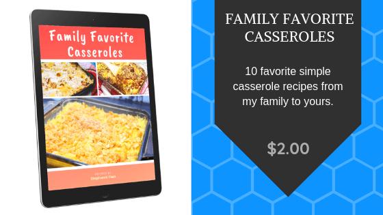 Family Favorite Casseroles