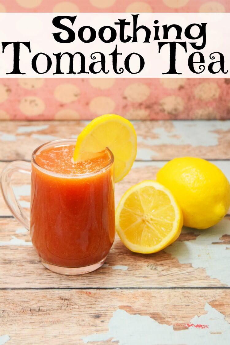 Soothing Tomato Tea
