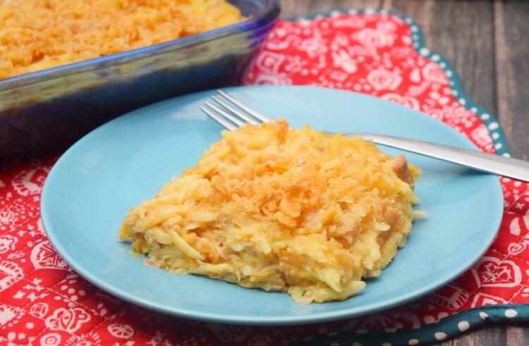 How to make a Cheesy Tuna Noodle Casserole