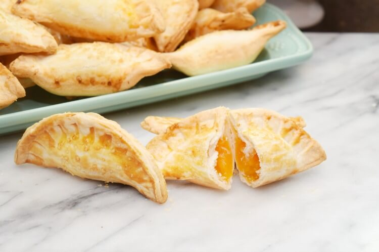 My apricot hand pies