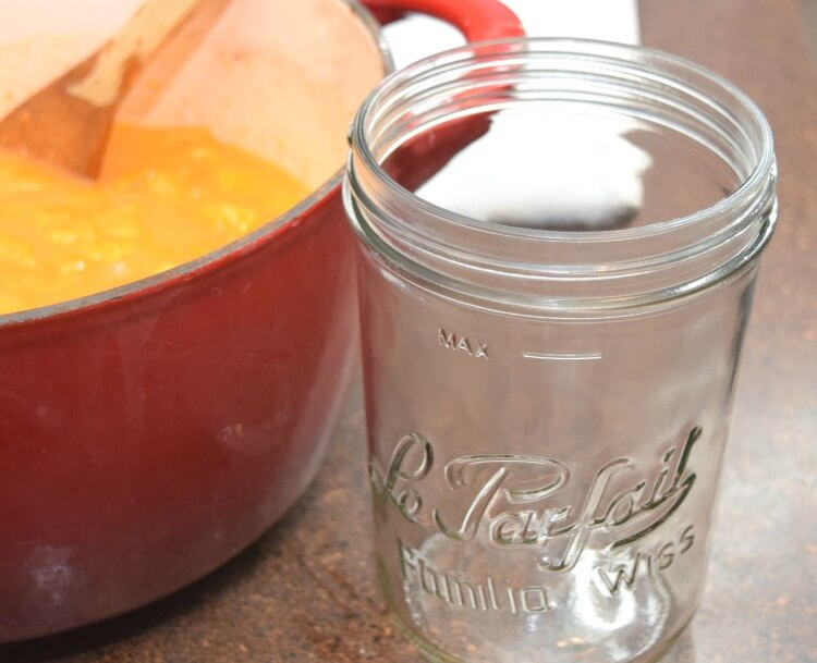 My beautiful french canning jars from Wayfair.