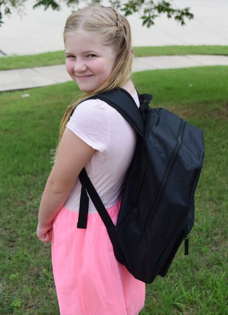 DollarDays has great Forward brand backpacks for back to school.